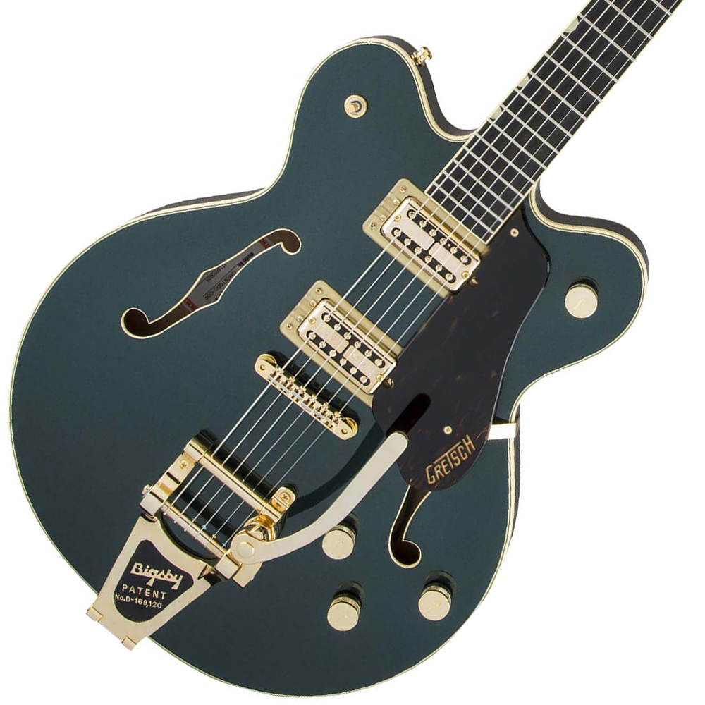 Gretsch / Players Edition G6609TG Broadkaster Center Block Double-Cut Cadillac Green Metallic グレッチ
