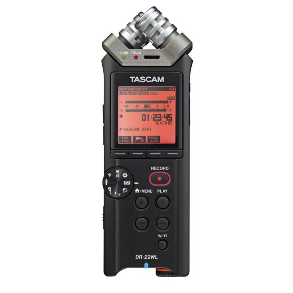 TASCAM タスカム / DR-22WL VER2-J モバイルレコーダー【お取り寄せ商品】
