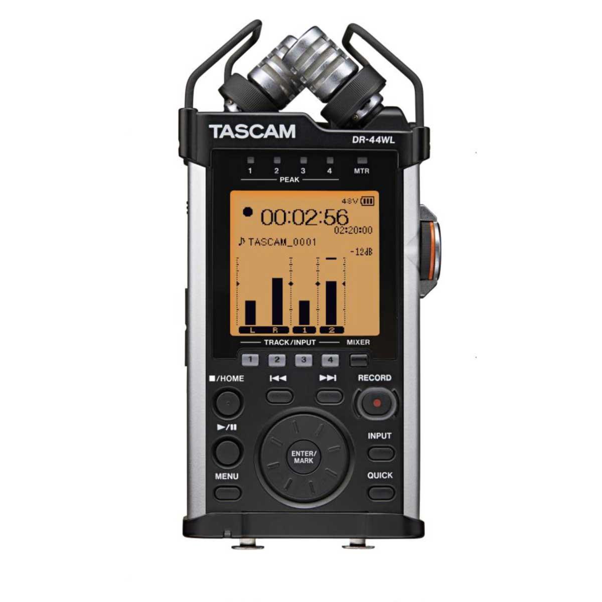 TASCAM タスカム / DR-44WL VER2-J モバイルレコーダー【お取り寄せ商品】