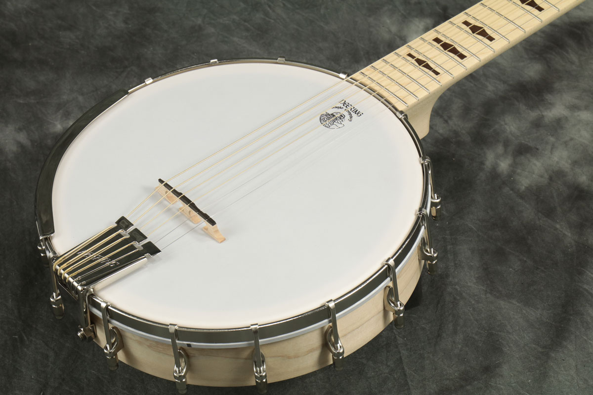 USA製6弦バンジョー DEERING G6S Goodtime 6-String バンジョー ディーリング 6弦バンジョー ご予約品 お取り寄せ商品 BANJO 新色追加