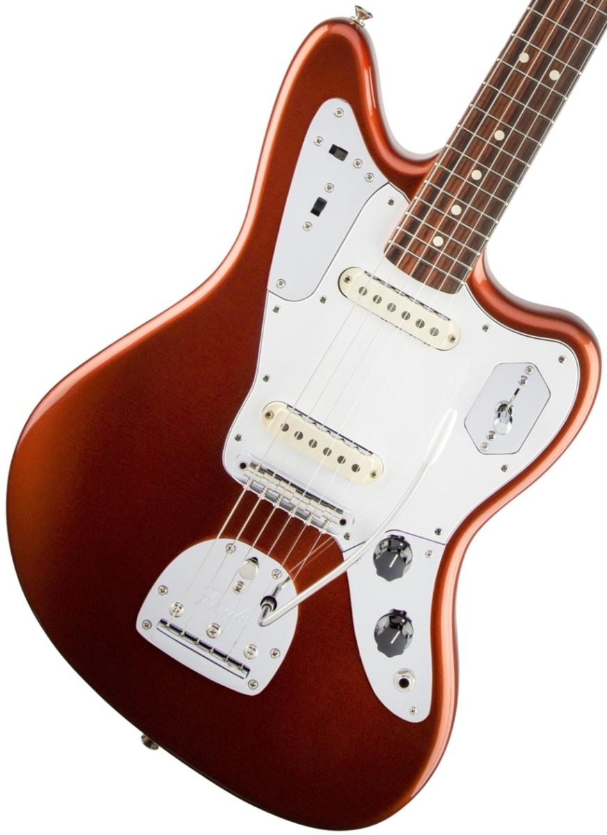 Fender USA / Johnny Marr Jaguar Metallic KO フェンダー【お取り寄せ商品】《カスタムショップのお手入れ用品を進呈/+671038200》【YRK】