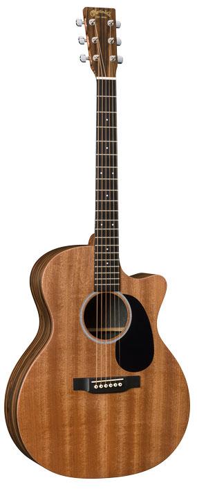 Martin / GPCX2AE Macassar 【X Series】 マーチン マーティン アコースティックギター エレアコ 【お取り寄せ商品】