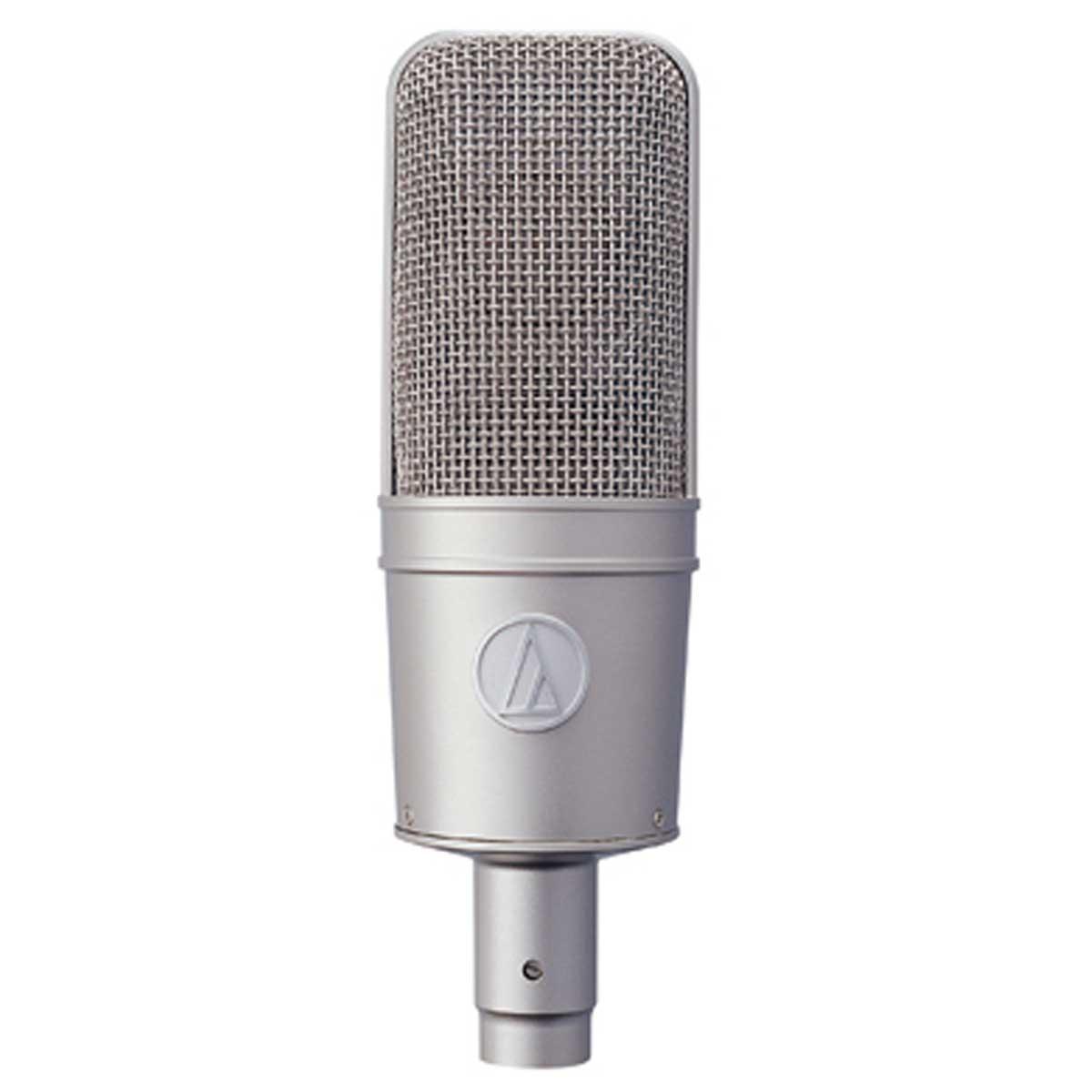 audio-technica オーディオテクニカ / AT4047/SV カーディオイド・コンデンサー・サイドアドレスマイクロホン (ショックマウント:AT8449a/SV付属)