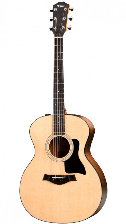 Taylor / 114e-Walnut ES2 NAT (Natural) テイラー アコースティックギター エレアコ 114-E 【お取り寄せ商品】