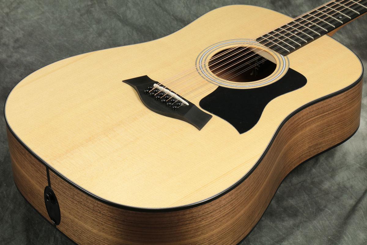 Taylor / 150e-Walnut ES2 NAT (Natural) 【12弦ギター】 テイラー アコースティックギター エレアコ 150-E