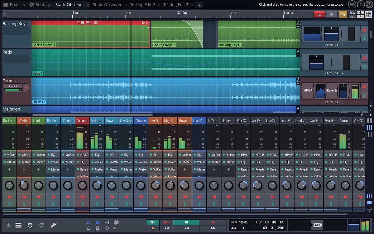 Tracktion トラクション / Waveform Plus(Waveform+16plugin) DAWソフトウェア【お取り寄せ商品】