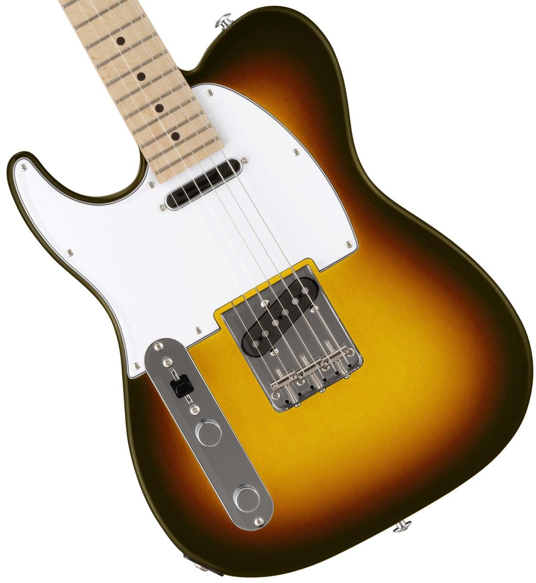 Greco / WST-STD/LH Sunburst (SB) Maple Fingerboard グレコ【左利き用モデル】【お取り寄せ商品】