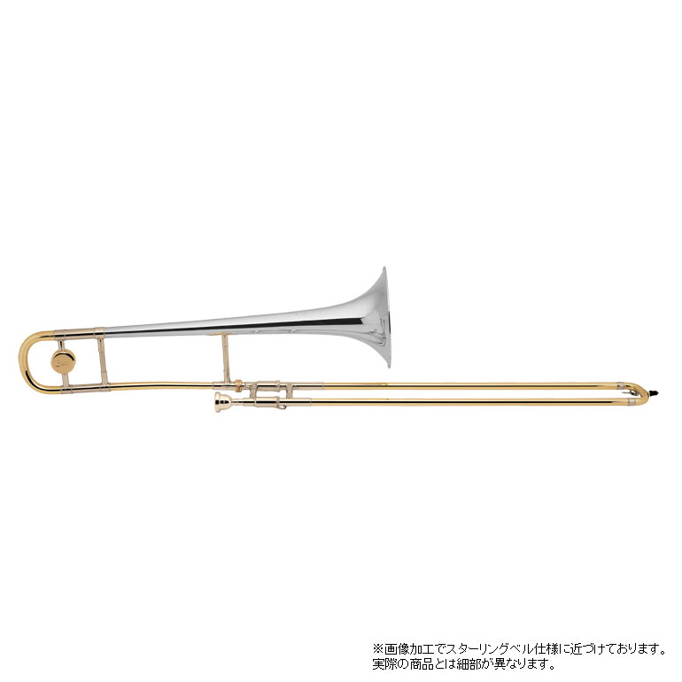 Bach 16 Sterling plus Bell バック テナートロンボーン stradivarius ストラッド スターリングプラスベル 【ノナカ正規品】《取寄せ商品:メーカー在庫依存品》