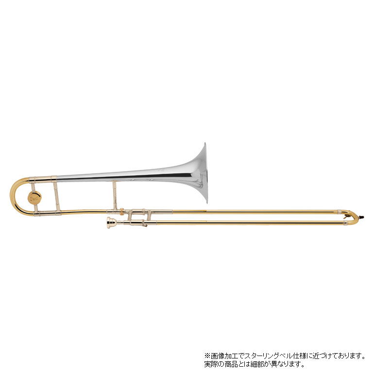 Bach 36 Sterling plus Bell バック テナートロンボーン stradivarius ストラッド スターリングプラスベル 【ノナカ正規品】《取寄せ商品:メーカー在庫依存品》