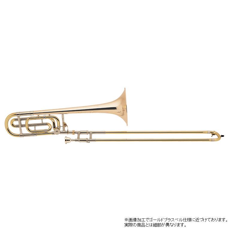 Bach 36B GB バック テナーバス トロンボーン stradivarius ストラッド ゴールドブラスベル ラッカー仕上げ 【ノナカ正規品】《取寄せ商品:メーカー在庫依存品》