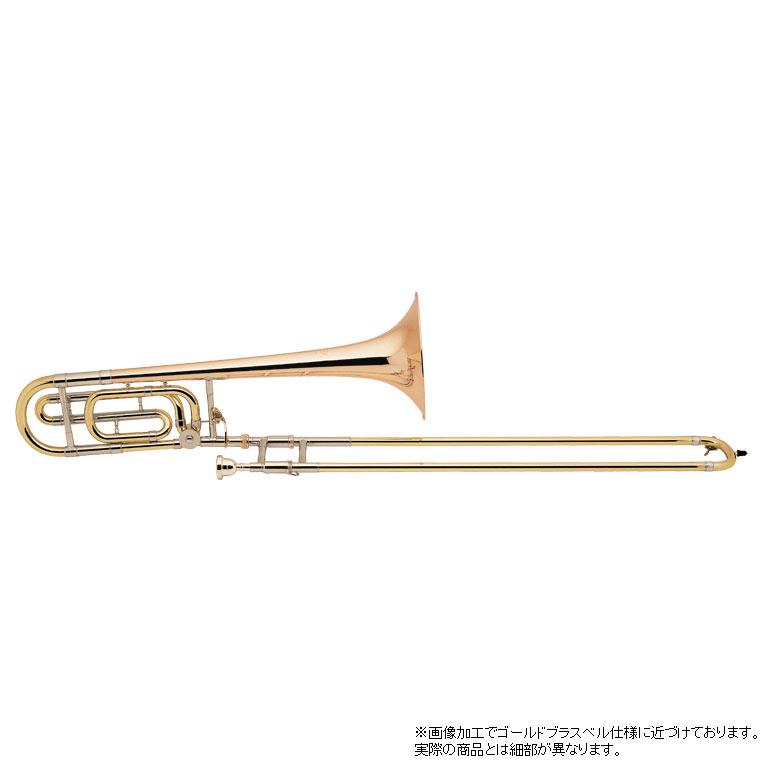Bach 42B GB バック テナーバス トロンボーン stradivarius ストラッド ゴールドブラスベル ラッカー仕上げ 【ノナカ正規品】《取寄せ商品:メーカー在庫依存品》