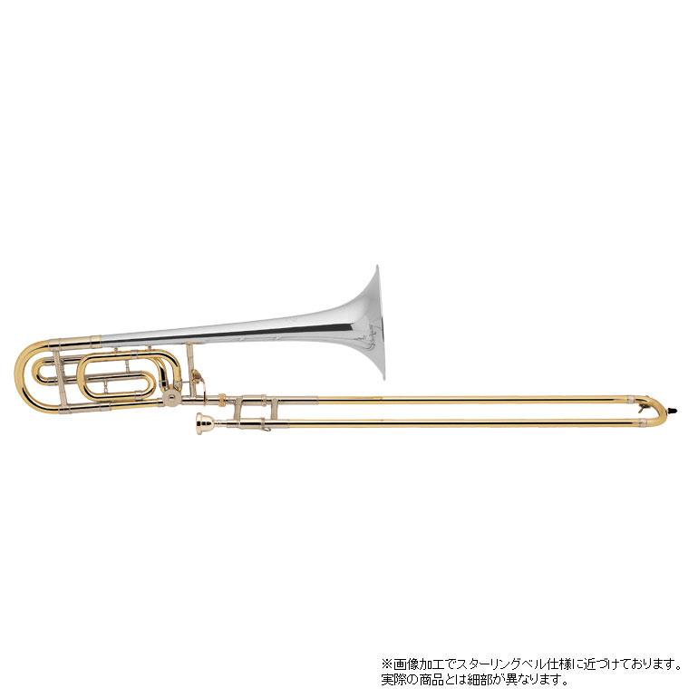 Bach 42B Sterling plus Bell バック テナーバス トロンボーン stradivarius ストラッド スターリングプラスベル 【ノナカ正規品】《取寄せ商品:メーカー在庫依存品》