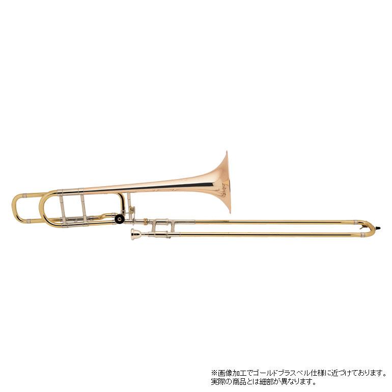 Bach 42BO GB バック テナーバス トロンボーン stradivarius ストラッド ゴールドブラスベル ラッカー仕上げ オープンラップ 【ノナカ正規品】《取寄せ商品:メーカー在庫依存品》