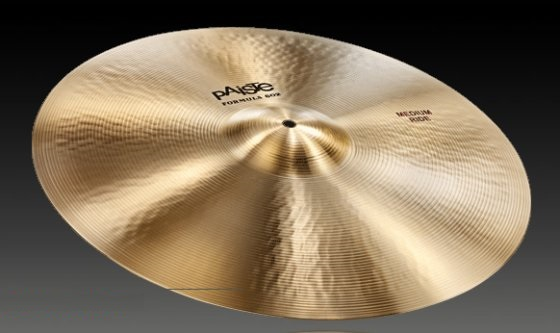PAiSTe / Formula 602 Classic Medium Ride 20インチ ライド シンバル