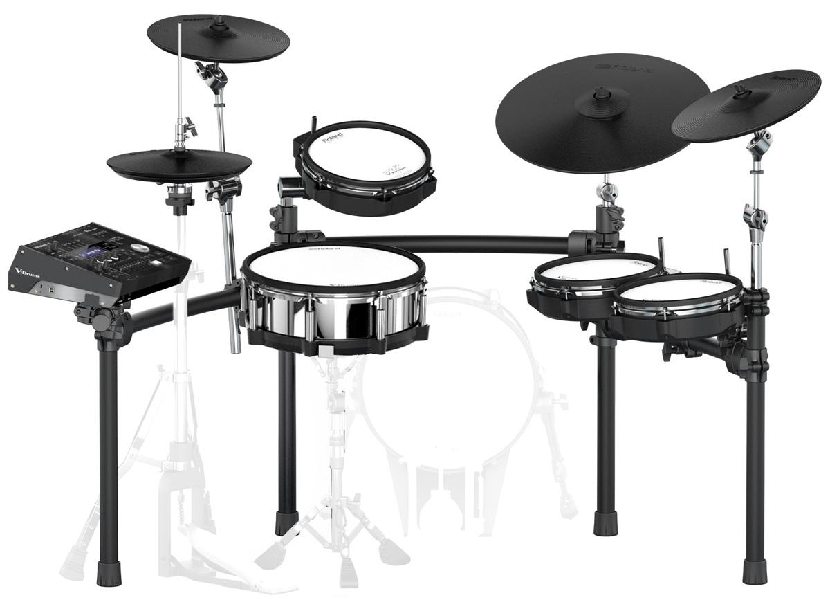 Roland Drum System TD-50K カスタム VH-13ハイハット MDS-50Kスタンドセット【YRK】