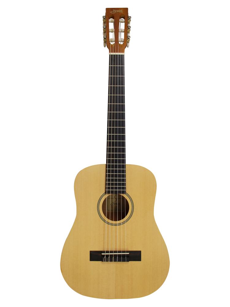 S.Yairi / YCM-02 NTL (ナチュラル) ヤイリ ミニクラシックギター ガットギター 入門 初心者 YCM02