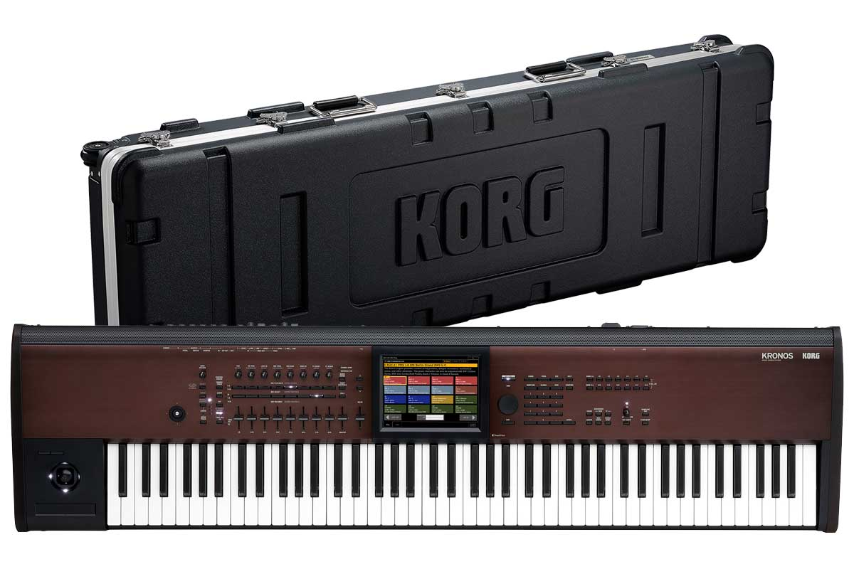 KORG / KRONOS LS work station synthesizer (KRONOS2-88LS)