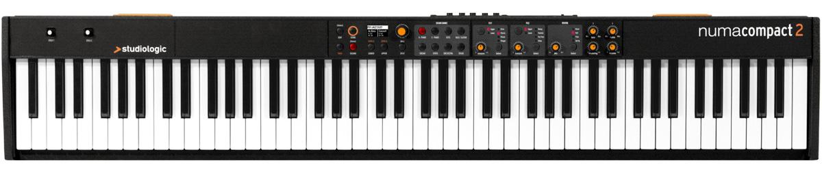 【在庫あり】Studiologic スタジオロジック / Numa Compact 2 ステージ・ピアノ