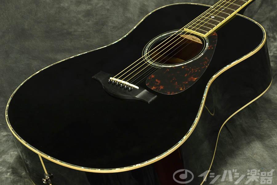 YAMAHA / LL16D ARE Black (BL) 【専用ケースつき】【詳細画像有】 ヤマハ アコースティックギター アコギ LL16DARE LL-16D【YRK】