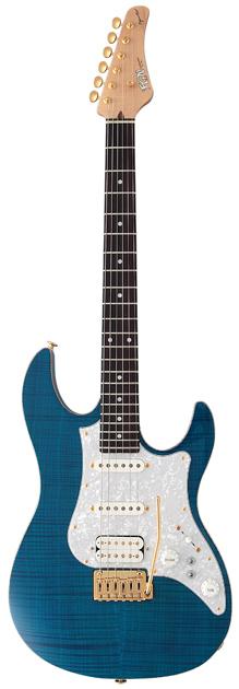Fujigen / Expert Series EOS-FM-R Emerald Blue (EB) フジゲン【お取り寄せ商品】