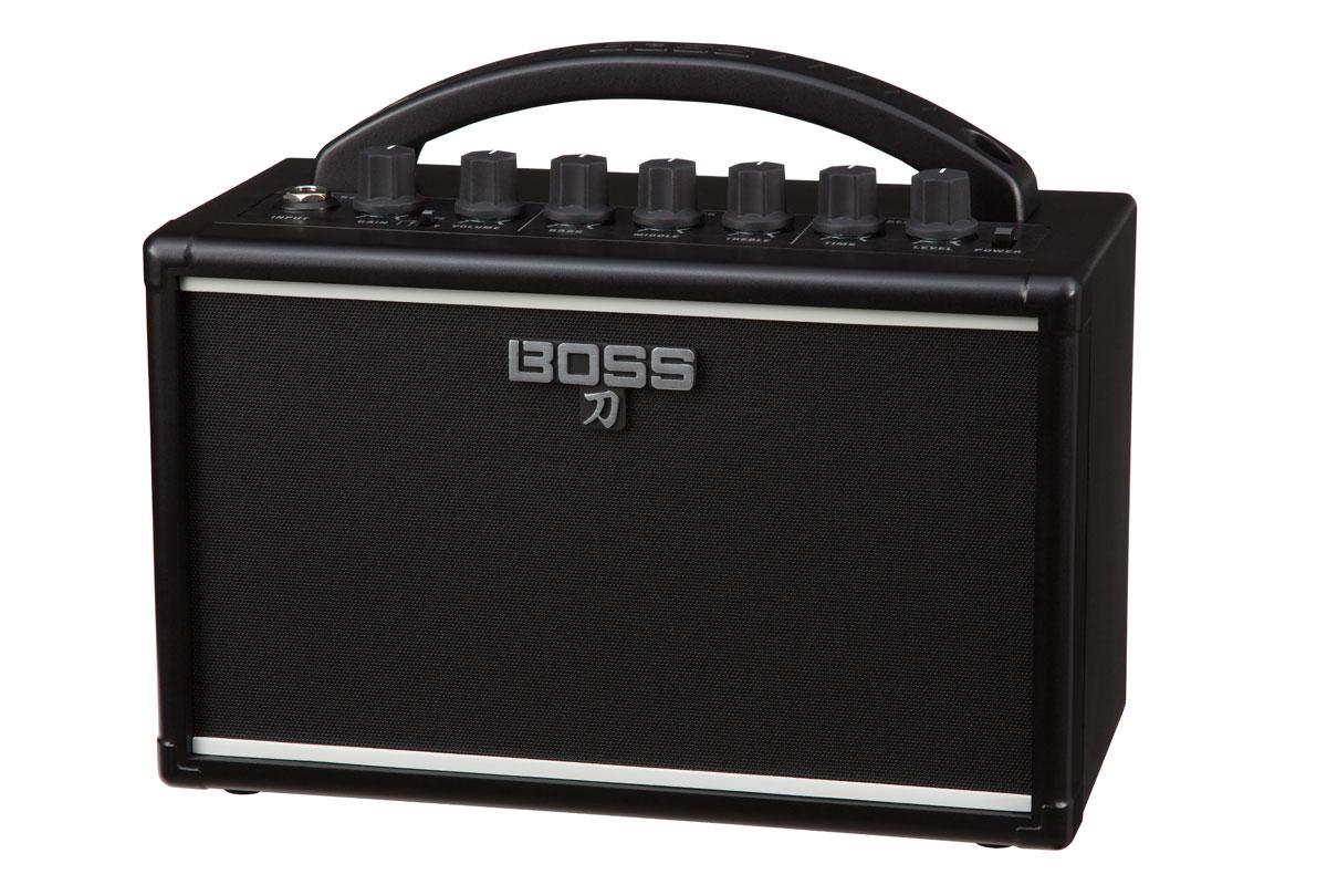 BOSS / KATANA-MINI KTN-MINI ボス ギターアンプ 電池駆動 ポータブルアンプ【YRK】