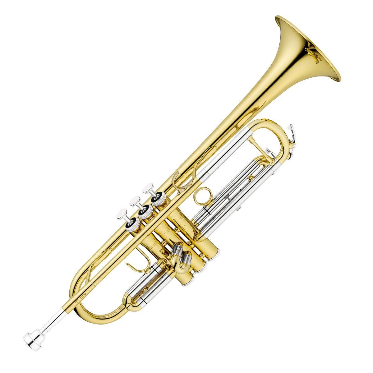 JUPITER / JTR-1100 ジュピター B♭ Trumpet トランペット プロシリーズ ラッカー仕上げ 《お取り寄せ》