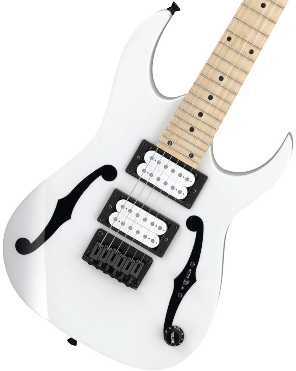Ibanez / Paul Gilbert Signature miKro PGMM31-WH White アイバニーズ