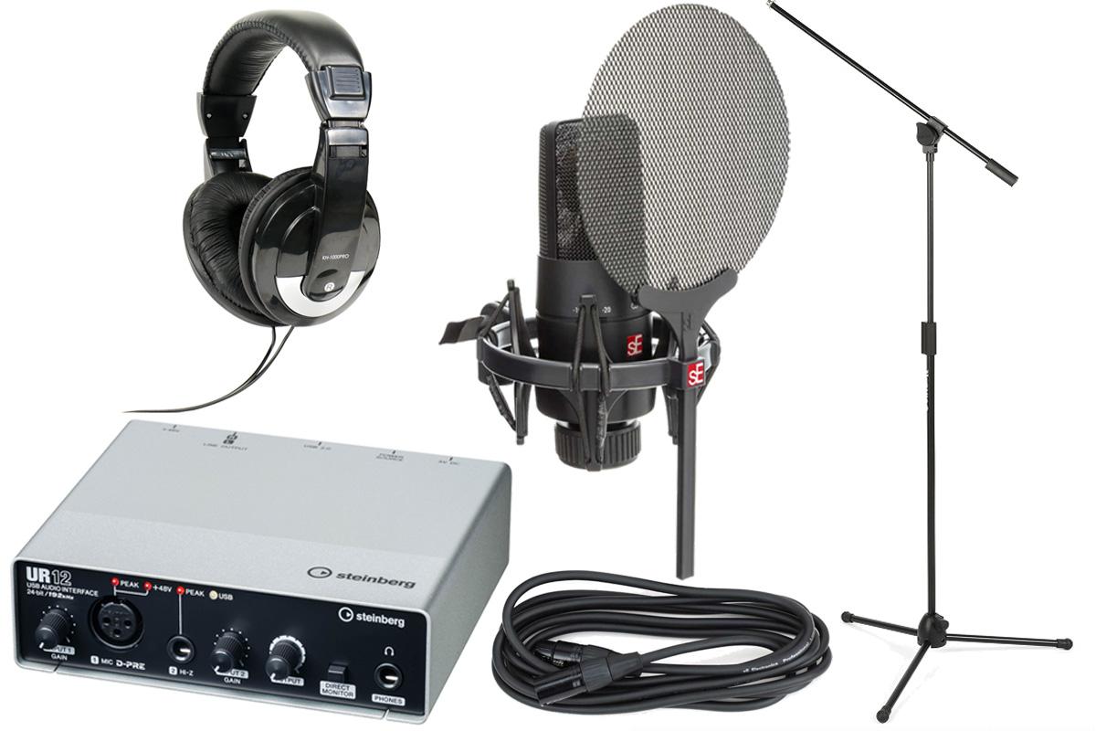 sE Electronics / X1 S VOCAL PACK 【レコーディングセット!】