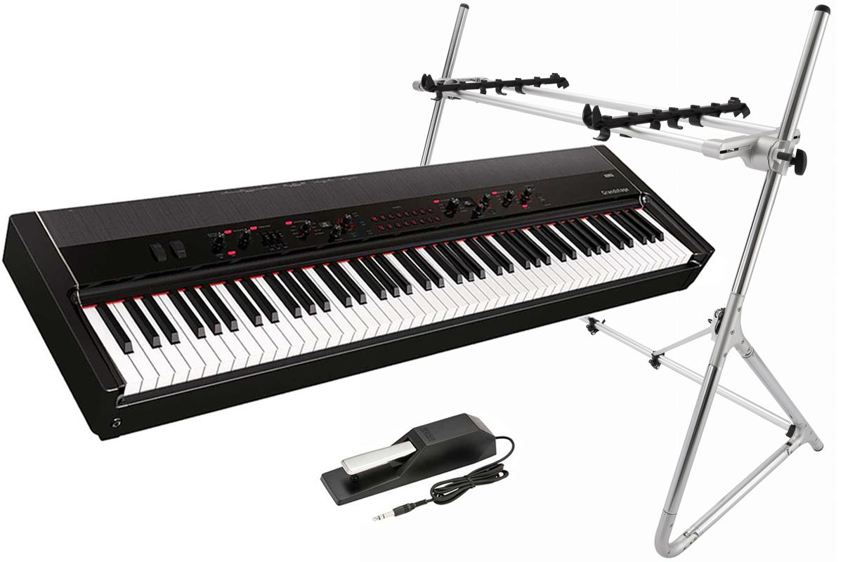 KORG コルグ / Grandstage (GS1-88)(GS-1) 88鍵 ステージ・ピアノ 【スタンド付属】【YRK】
