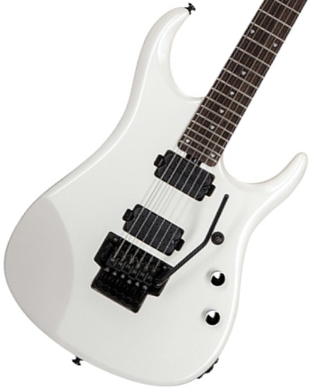 Sterling by MUSICMAN / John Petrucci Signature Model JP160 Pearl White スターリン