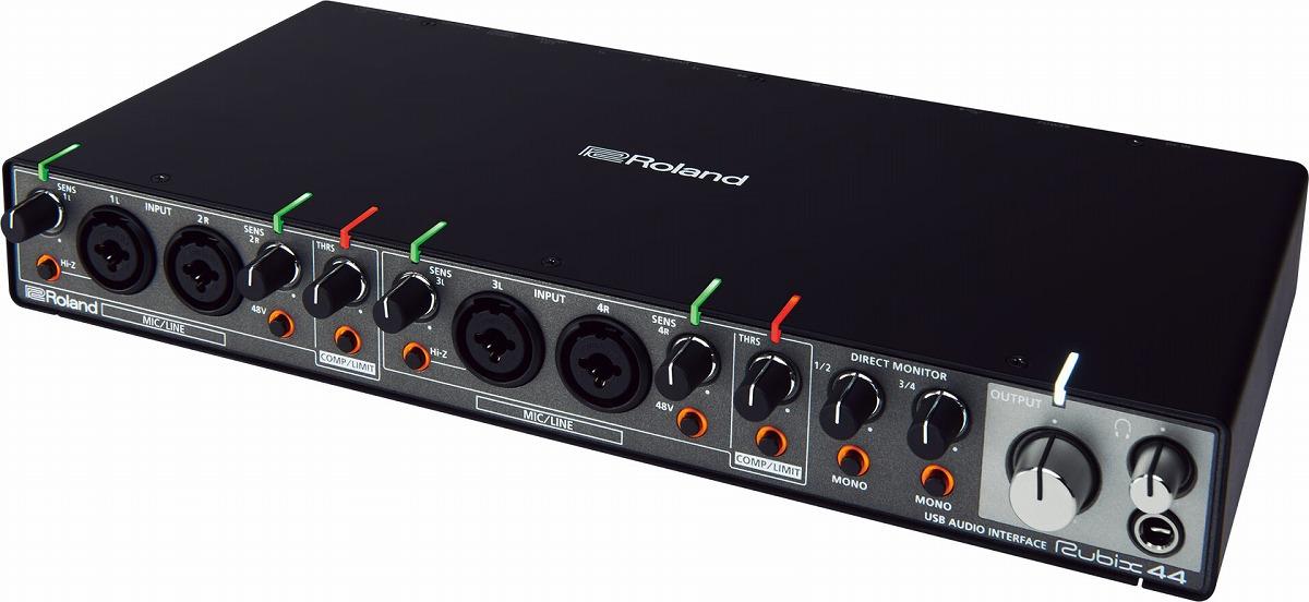 Roland ローランド / Rubix44 USBオーディオ・インターフェース【YRK】