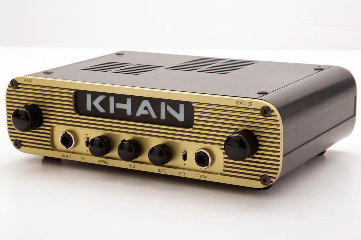 KHAN AUDIO / PAK AMP 1CHANNEL カーンオーディオ ギターアンプ【お取り寄せ商品】