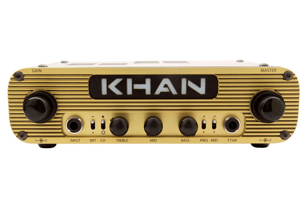 KHAN AUDIO / PAK AMP 2CHANNEL カーンオーディオ ギターアンプ【お取り寄せ商品】