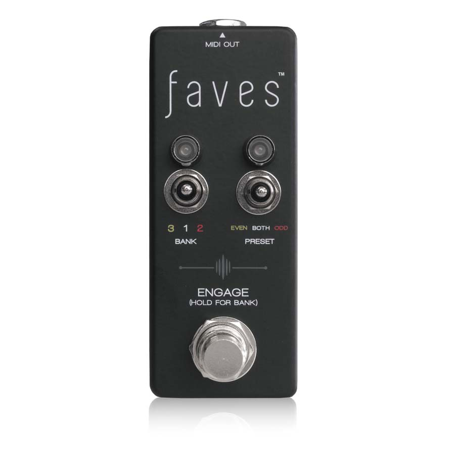 Chase Bliss Audio / Faves MIDIコントローラー