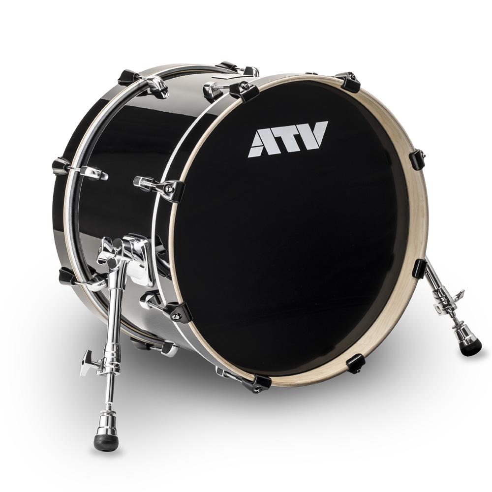 ATV / aD-K18 aDrums artist 18インチ Kick Drum