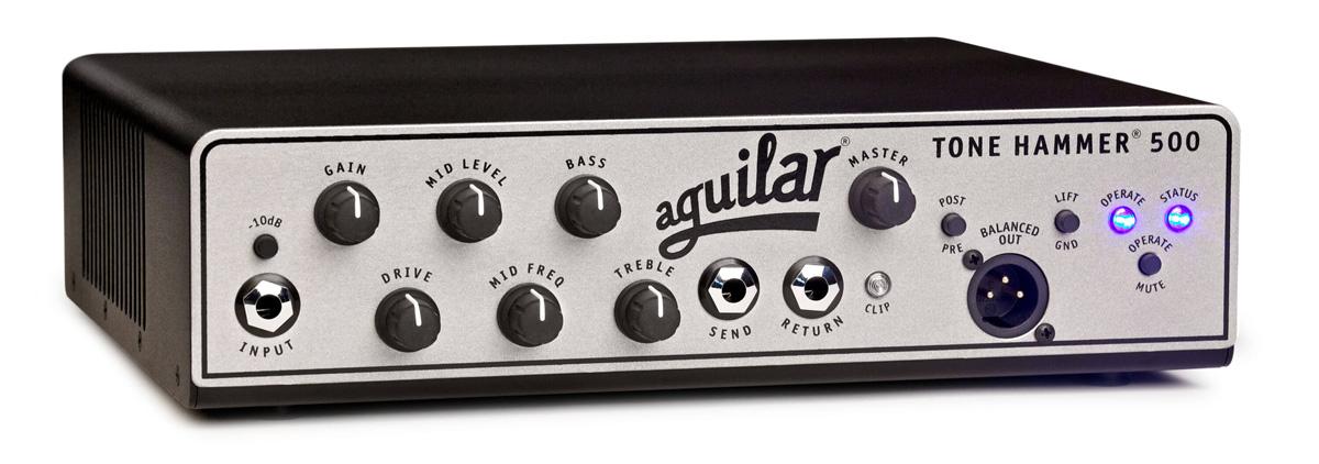 Aguilar / Tone Hammer 500 アギュラー ベースアンプ ヘッド 【YRK】【お取り寄せ商品】