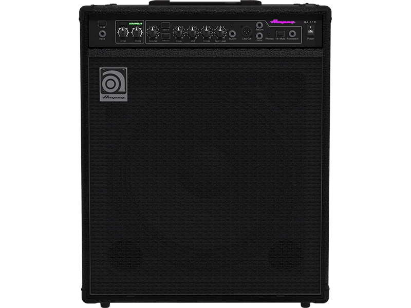 Ampeg / BA-115 Ver.2 Bassamp Series ベースアンプ【お取り寄せ商品】