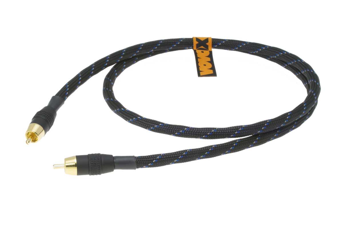 VOVOX ヴォヴォックス / link protect AD 100cm RCA - RCA【6.2101】S/PDIF用デジタルケーブル【お取り寄せ商品】