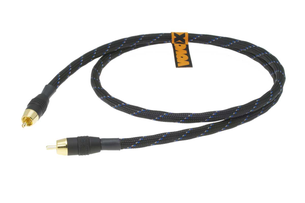 VOVOX ヴォヴォックス / link protect AD 500cm RCA - RCA【6.2104】S/PDIF用デジタルケーブル【お取り寄せ商品】