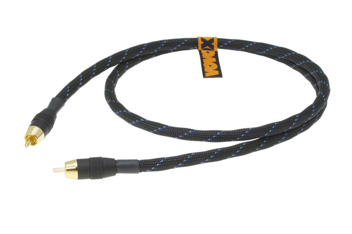 VOVOX ヴォヴォックス / link protect AD 1000cm RCA - RCA【6.2106】S/PDIF用デジタルケーブル【お取り寄せ商品】