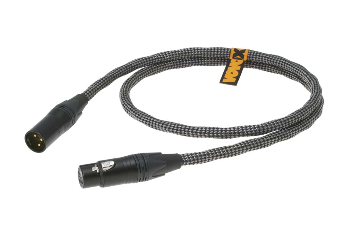 VOVOX ヴォヴォックス / sonorus direct S 100cm XLR(F) - XLR(M)【6.3301】ノンシールド・ケーブル【お取り寄せ商品】