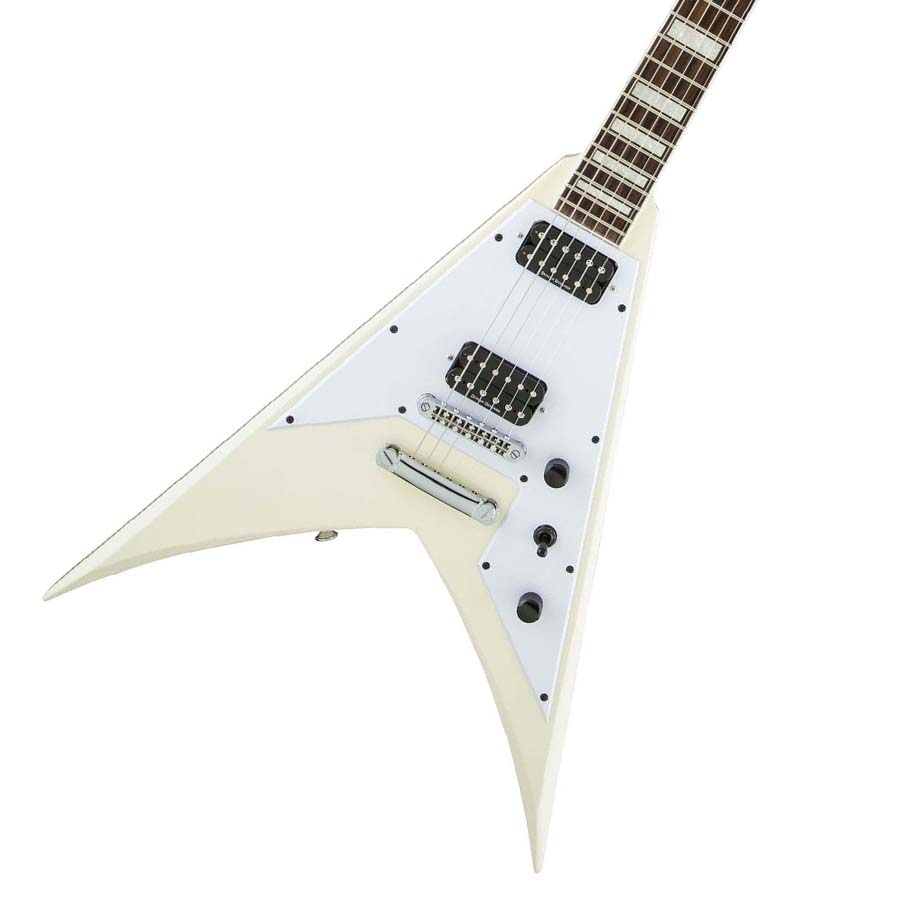 Jackson / X Series Signature KVXT Scott Ian King V Ivory 【お取り寄せ商品】
