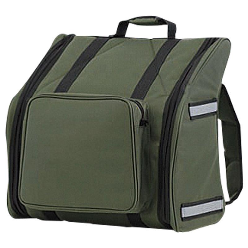 TOMBO / NX-37 GREEN アコーディオン用 ソフトケース トンボ グリーン 37鍵用【お取り寄せ】