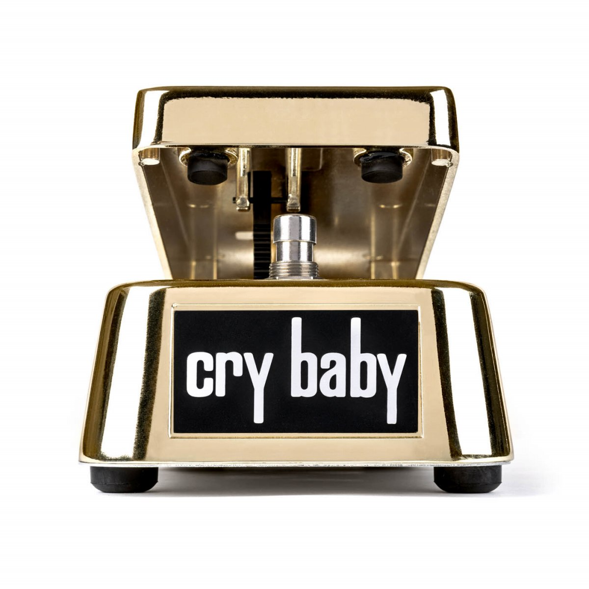 JIM DUNLOP / GCB95G 50TH ANNIVERSARY GOLD CRY BABY WAH ジムダンロップ