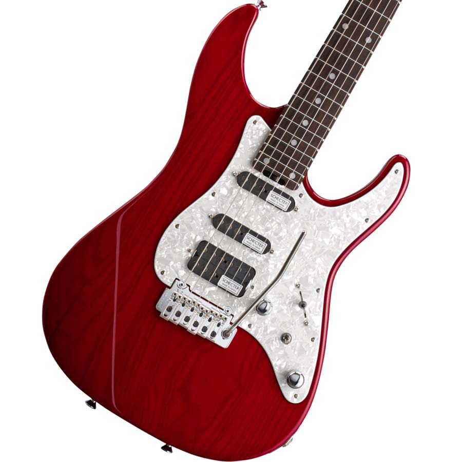 Schecter / BH-1-STD-24-R See-thru Red (RED) エレキギター 【お取り寄せ商品/納期別途ご案内】
