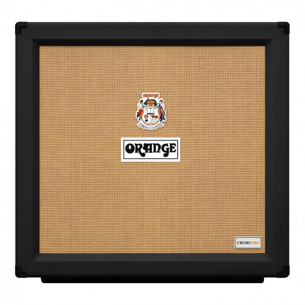 Orange / CRUSH PRO412 BLACK オレンジ ギターアンプキャビネット【お取り寄せ商品】