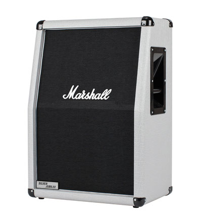 Marshall / 2536A Silver Jubilee マーシャル アンプキャビネット【YRK】【お取り寄せ商品】