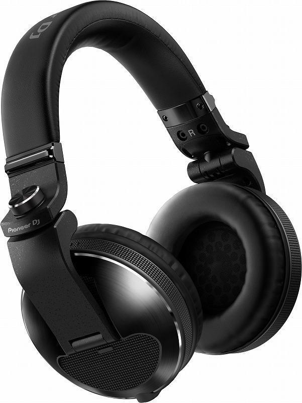 PIONEER パイオニア / HDJ-X10-K ブラック DJヘッドホン【お取り寄せ商品】【PNG】
