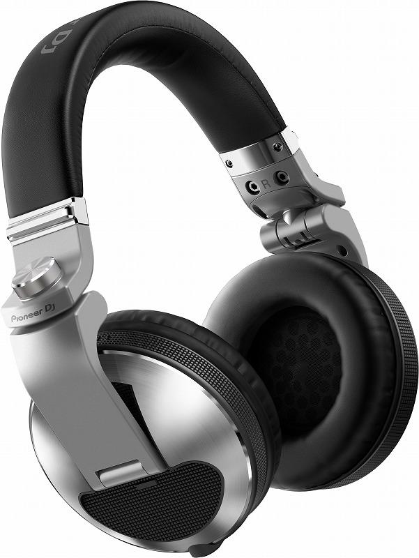 PIONEER パイオニア / HDJ-X10-S シルバー DJヘッドホン【お取り寄せ商品】
