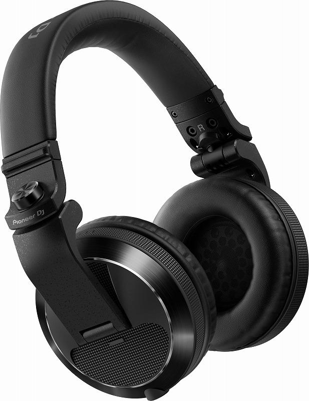PIONEER パイオニア / HDJ-X7-K ブラック DJヘッドホン【お取り寄せ商品】【PNG】